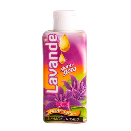 Ambientador gota a gota lavanda Agerul