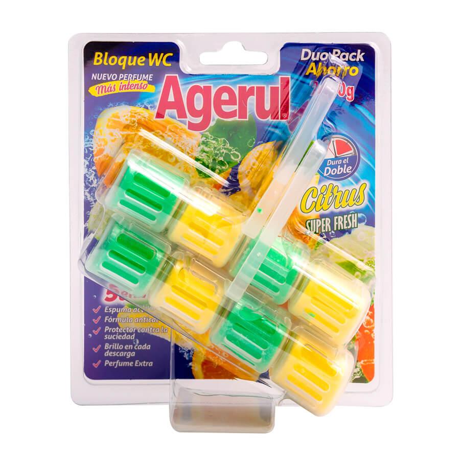 Bloque WC Citrus Agerul