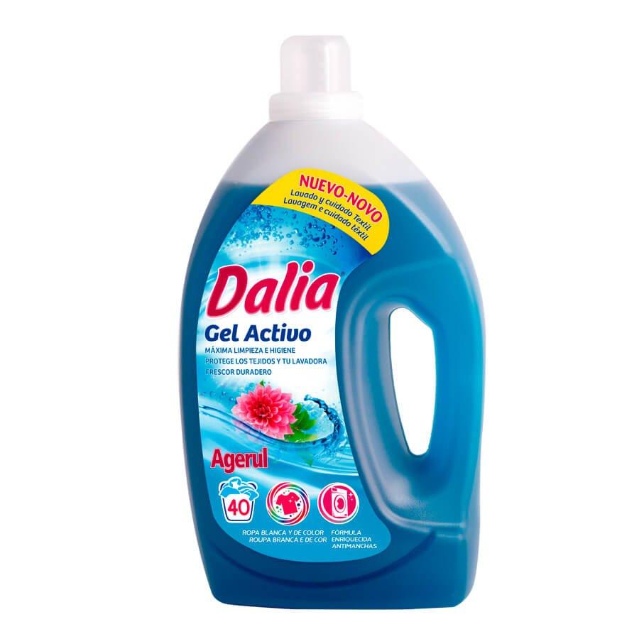 Detergente gel activo agerul
