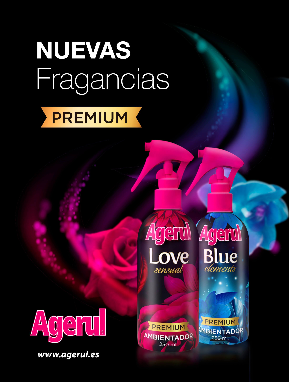 Ambientador Premium LOVE Sensual 12 UDES.