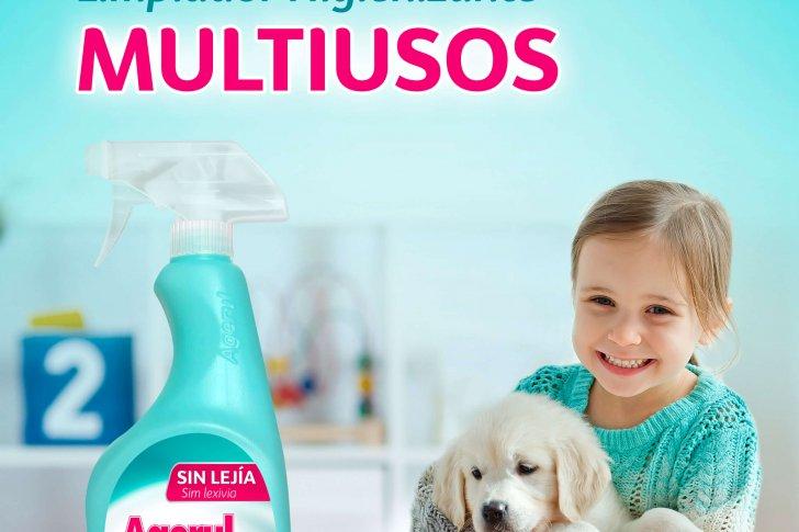 Nueva línea de productos higienizantes