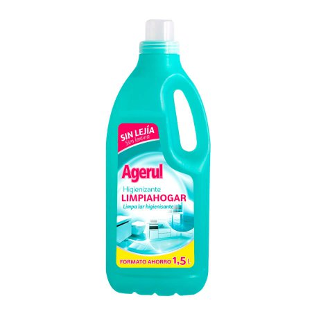 Limpiahogar higienizante agerul