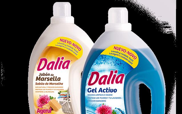 Detergentes Dalia agerul