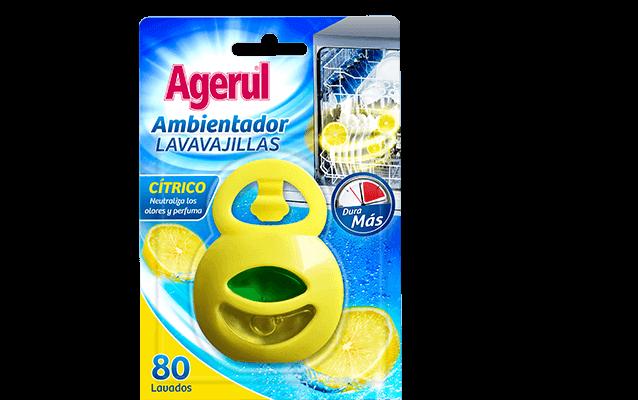 Ambientador lavavajillas Agerul