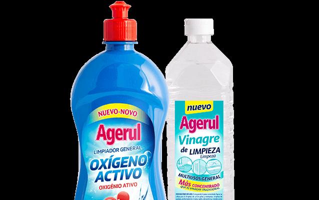 Limpiadores generales Agerul