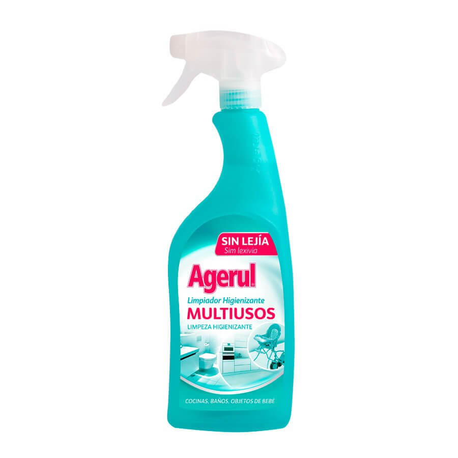 Limpiador multiusos higienizantes Agerul