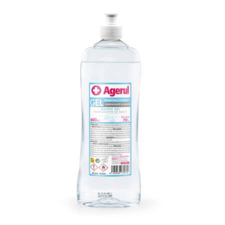 gel hidroalcoholico manos