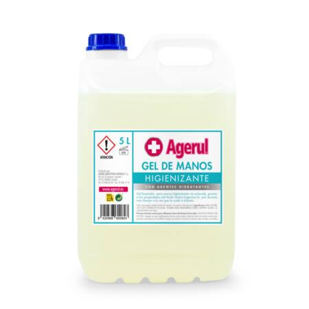 gel higienizante 5l