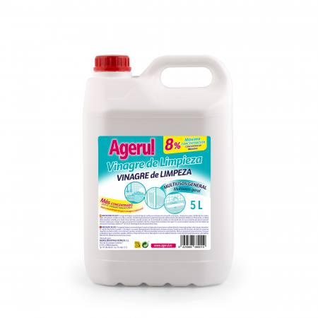 vinagre de limpieza 5L Agerul